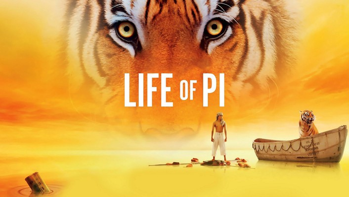 Tiger life of pi wallpaper