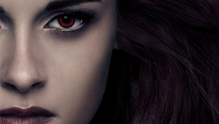 Kristen stewart twilight vampire breaking dawn wallpaper