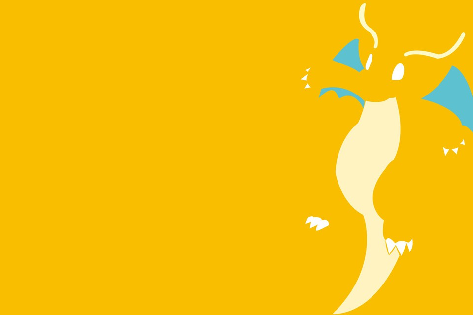 pokemon video games creatures dragonite game characters